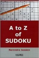 A تا Z سودوکوA to Z of Sudoku