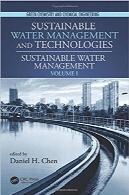 مدیریت آب پایدار؛ شیمی سبز و مهندسی شیمی، جلد اولSustainable Water Management (Green Chemistry and Chemical Engineering) (Volume 1)