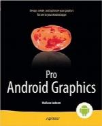 گرافیک برنامه اندرویدPro Android Graphics
