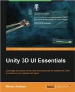 ضروریات رابط کاربری برنامه Unity 3DUnity 3D UI Essentials