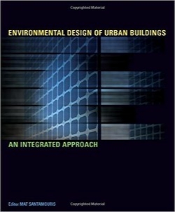 طراحی زیست‌محیطی ساختمان‌های شهری / Environmental Design of Urban Buildings: An Integrated Approach