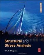 تحلیل سازه و تنشStructural and Stress Analysis, Third Edition