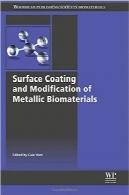 پوشش سطحی و اصلاح بیومتریال فلزیSurface Coating and Modification of Metallic Biomaterials