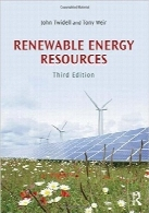 منابع انرژی تجدیدپذیر؛ ویرایش سومRenewable Energy Resources, 3 edition