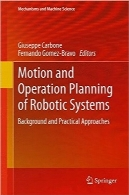 برنامه‌ریزی حرکت و عملکرد سیستم‌های رباتیکMotion and Operation Planning of Robotic Systems: Background and Practical Approaches (Mechanisms and Machine Science)