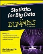 آمار برای دادههای بزرگ به زبان سادهStatistics for Big Data For Dummies