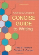 راهنمای مختصر نوشتن Axelrod & CooperAxelrod & Cooper's Concise Guide to Writing