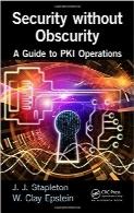امنیت بدون ابهام؛ راهنمای فعالیتهای PKISecurity without Obscurity: A Guide to PKI Operations