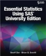 آمار ضروری با استفاده از نسخه دانشگاهی SASEssential Statistics Using SAS University Edition