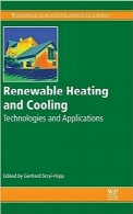 گرم‌کننده و خنک‌کننده تجدید‌پذیرRenewable Heating and Cooling: Technologies and Applications (Woodhead Publishing Series in Energy)