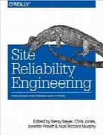 مهندسی قابلیت اطمینان سایتSite Reliability Engineering: How Google Runs Production Systems