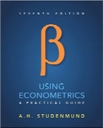 استفاده از اقتصادسنجیUsing Econometrics: A Practical Guide (7th Edition)