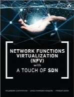 مجازیسازی توابع شبکه با تاثیرپذیری SDNNetwork Functions Virtualization (NFV) with a Touch of SDN
