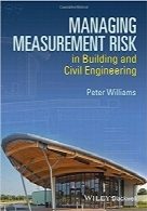مدیریت خطر اندازهگیری در ساختوساز و مهندسی عمرانManaging Measurement Risk in Building and Civil Engineering