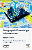 زیرساخت دانش جغرافیاییGeographic Knowledge Infrastructure: Applications to Territorial Intelligence and Smart Cities