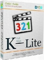 K-Lite MEGA FULL Codec Pack 13.6.9 + Update