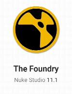 The Foundry Nuke Studio v11.1V1