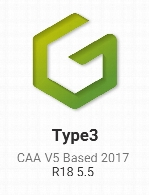 Type3 CAA V5 Based 2017 version 5.5 R27