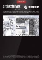 مدل های آماده صحنه های داخلی به سبک شرقیEvermotion Archinterior Vol 31