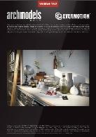 مدل های آماده انواع وسایل برای شبیه سازی  غرفه های بسیار زیباEvermotion Archmodel Vol 160