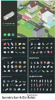 Lopo Isometric Icon Pack And City Builder