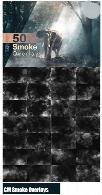 کلیپ آرت و اکشن فتوشاپ ایجاد افکت دود بر روی تصاویرCM Smoke Overlays