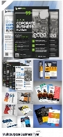 10 Multipurpose Business Flyer PSD Templates
