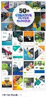 CreativeMarket Flyer Bundle