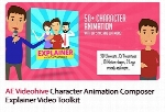 Videohive Character Animation Composer Explainer Video Toolkit After Effe