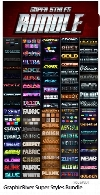 GraphicRiver Super Styles Bundle