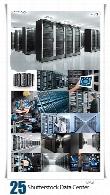 تصاویر با کیفیت مرکز اطلاعاتShutterstock Data Center