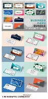 CM Business Card Bundle For InDesign