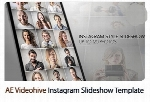 Videohive Instagram Slideshow After Effects Template