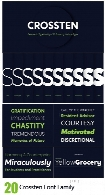 Crossten Font Family 20 Fonts