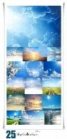 تصاویر با کیفیت آسمان، آسمان ابری، آسمان آفتابی و ...Sky Collection