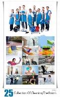 مجموعه تصاویر با کیفیت تمیزکاری اتاق، پنجره، هتل، دفترکار، مواد شوینده، تمیزکارCollection Of Cleaning The Room