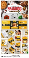 CM Branding Identity For Fast Food