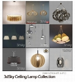 3dSky Ceiling Lamp Collection