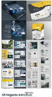 GraphicRiver Multipurpose Business Magazine And Brochure