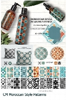 CM Moroccan Style Patterns