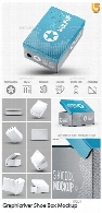 Graphicriver Shoe Box Mockup