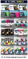 CM 10 Global Business Flyers Bundle