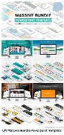 CM Massive Bundle Powerpoint Template