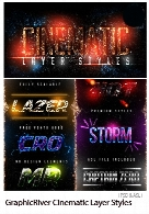 GraphicRiver Cinematic Layer Styles