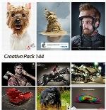 تصاویر تبلیغاتی متنوع144 Creative Pack