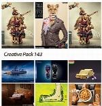تصاویر تبلیغاتی متنوع143 Creative Pack