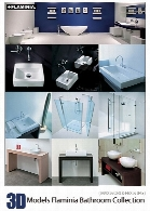 3D Models Flaminia Bathroom Collection