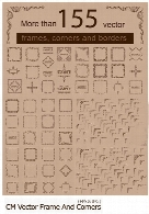 CM Vector Frame And Corners