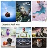 تصاویر تبلیغاتی متنوع140 Creative Pack