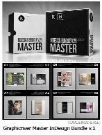 Graphicriver Master InDesign Bundle v.1